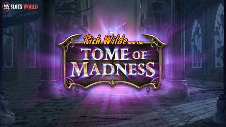 Rich Wilde and the Tome of Madness